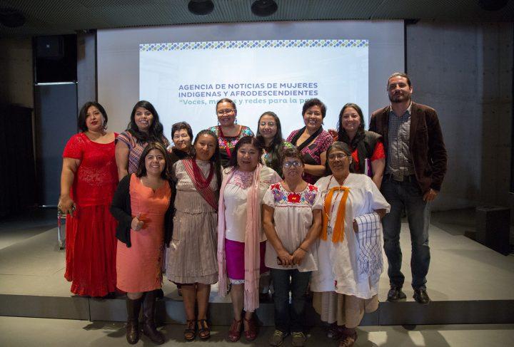 Nachrichtenagentur indigener Frauen in Mexiko gegründet