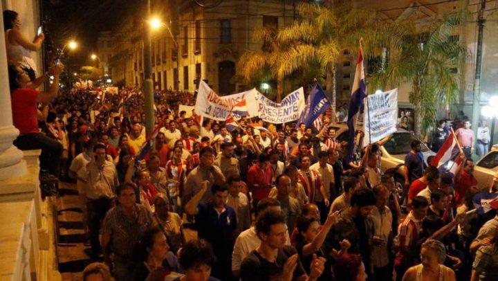 Paraguay: crisi istituzionale e marcha campesina