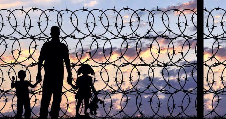 """Coronavirus und die """"Aufnahmepolitik auf den griechischen Inseln"""""""