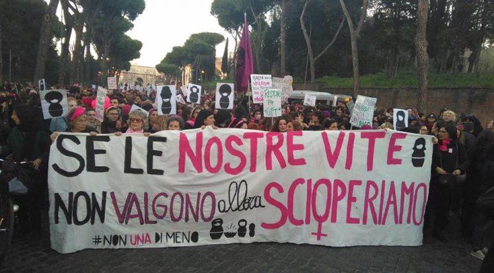 Nonunadimeno: vogliamo sradicare la violenza di genere  e ribaltare il mondo!