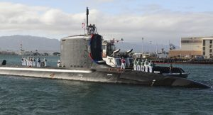 U.S. nuclear warships endanger Italian ports?