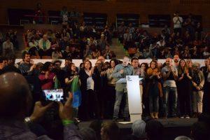 """Asamblea fundacional del nuevo partido político catalán """"Un País en común"""""""