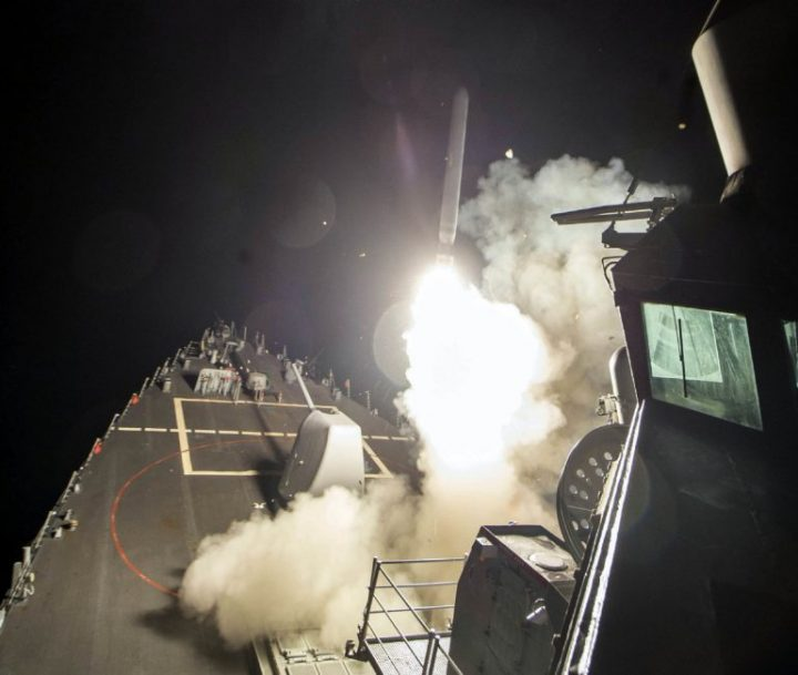 US Threatens More Strikes After Cruise Missiles Hit Syria