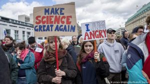 March for Science – Demos für die Freiheit der Forschung