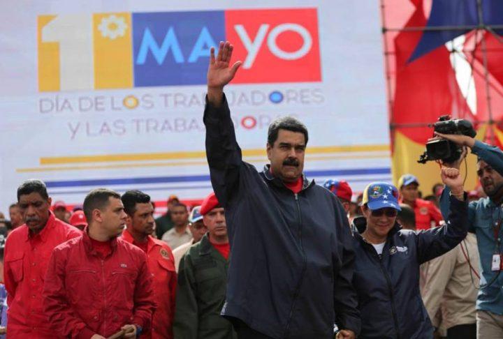 Maduro convoca a una Asamblea Nacional Constituyente