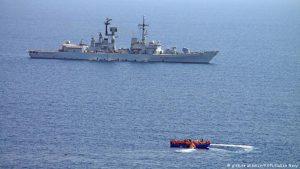 Más de dos mil migrantes rescatados del Mediterráneo