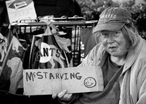 Message pour les Nations Unies : la pauvreté est illégale