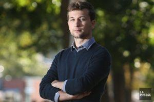 Le jeune Québécois Gabriel Nadeau-Dubois gagne les élections à Montréal