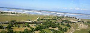 Impulso económico en el NE de India tras la inauguración del puente fluvial más largo del país