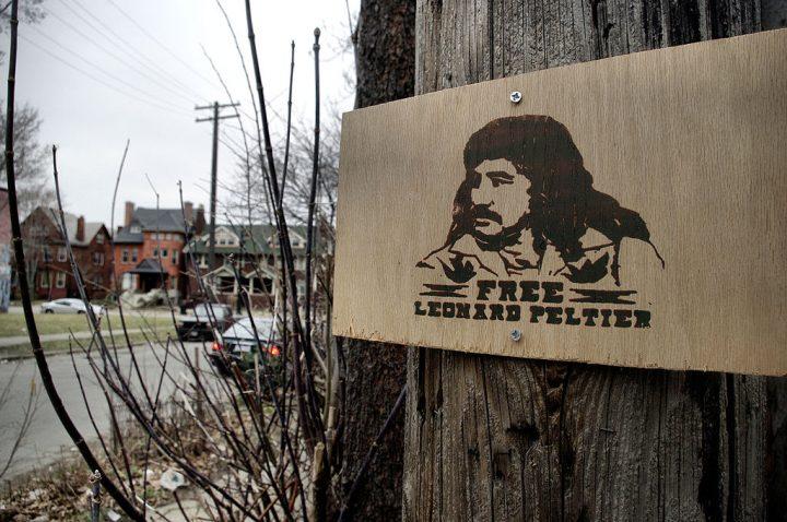 Libertà per Leonard Peltier. Sabato 6 febbraio presidio davanti al consolato USA di Milano
