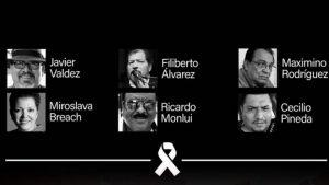 Jornalistas mexicanos protestam por conta de violência contra trabalhadores de comunicação
