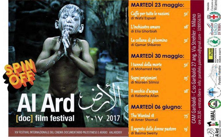 A Milano il festival del cinema arabo e palestinese: Al Ard, la Terra