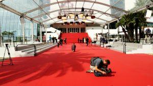 Le Goût du Tapis Rouge. Le Festival de Cannes qu'on ne voit pas à la télé.