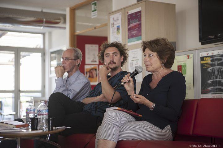 """Florencia, Italia: """"reapropiarse de la política"""" dice Ornella de Zordo recordando a Laura Rodríguez"""
