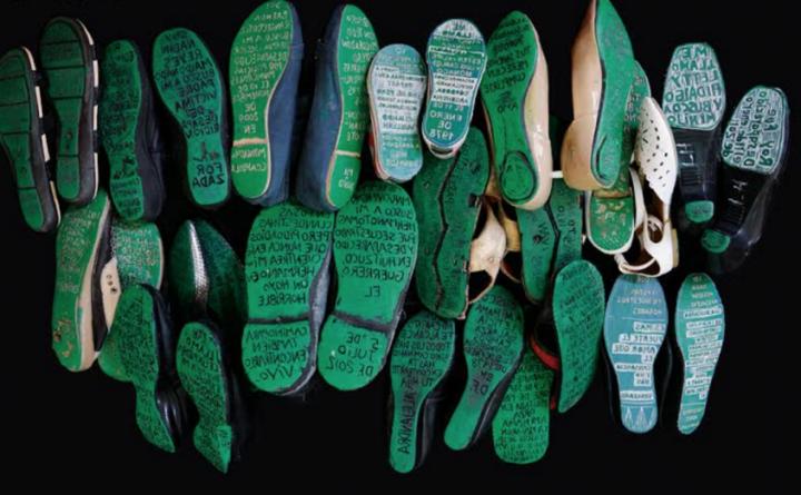 """""""Orme della memoria"""", la mostra sul Messico dei desaparecidos"""