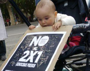 Roma: proteste davanti all'ambasciata argentina per il 2×1