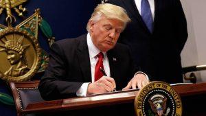 Udienza di una Corte d'Appello sul secondo Muslim Travel Ban di Trump