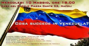 A sostegno della Rivoluzione Bolivariana e Socialista