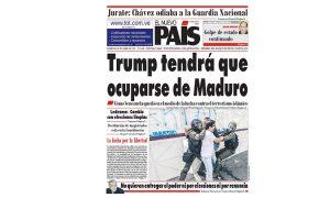 Guerre sournoise en Equateur, guerre totale au Venezuela