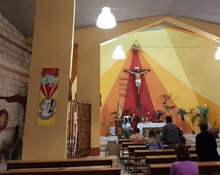 Carovana migranti prima tappa siciliana: da Augusta alla Chiesa degli ultimi