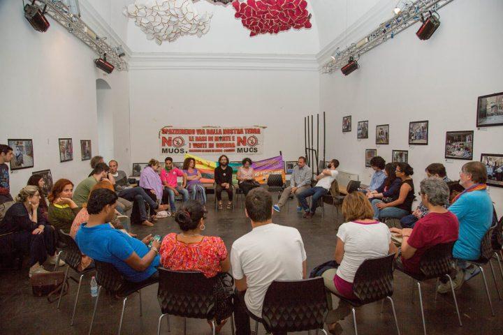Carovane Migranti da Niscemi a Palermo, tra vecchie e nuove lotte