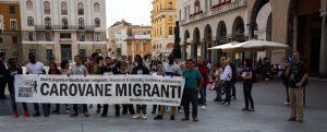 Terra e partecipazione: la Carovana Migranti fa tappa a Brescia