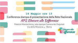 Nasce la Rete per Educare alle differenze: il 16 maggio la presentazione