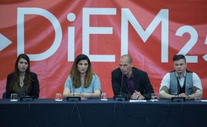 Εκδήλωση: Το DiEM25 στην Αθήνα για τη δημοκρατία στην Ευρώπη