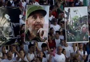 Los trabajadores somos Fidel