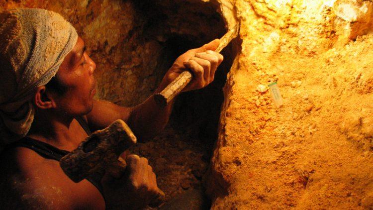 filippine miniere