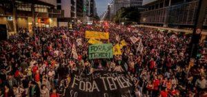 Entrevista a Renata Mielli – Golpe al golpe en Brasil