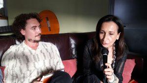"""""""Laura Rodriguez vive!""""; iniziato da Napoli il tour di presentazione del suo libro"""