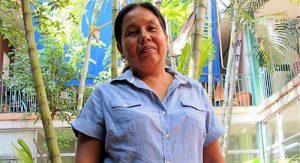 La candidata indígena de México: «Nos espera una larga jornada»
