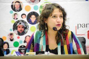 Ministra de Salud de Bolivia: «Ni callada ni sumisa, contra el patriarcado»