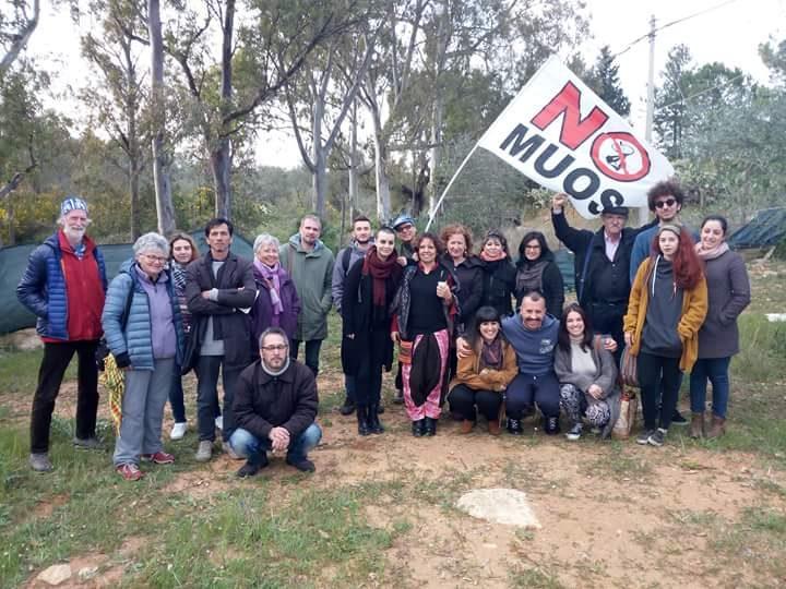 A Niscemi approda la Carovana Migranti grazie al No Muos