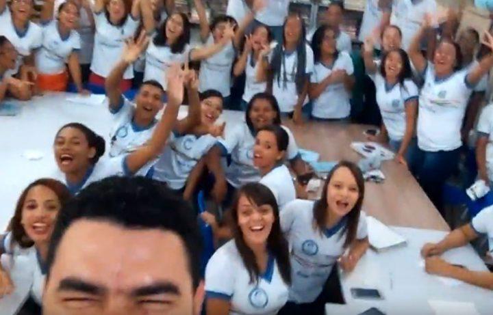 Escolas da Rede Estadual de Ensino recebem formação humanista para prevenir a violência em Pernambuco