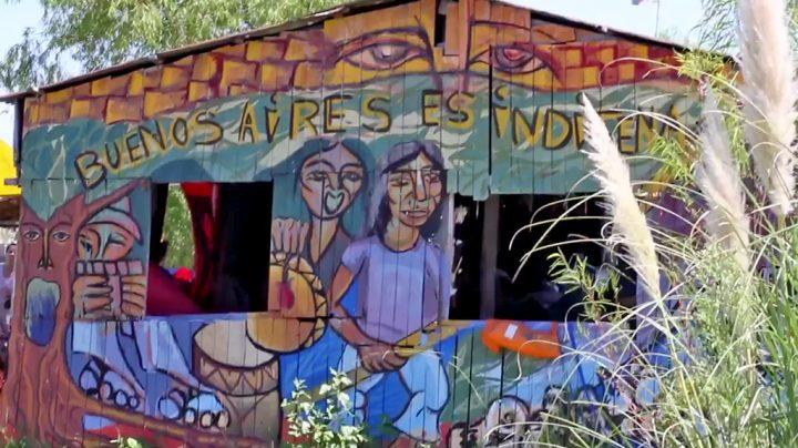 """Punta Querandí inaugura el """"Museo autónomo de gestión indígena"""""""