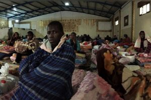 African Migrants Bought and Sold Openly in 'Slave Markets' in Libya