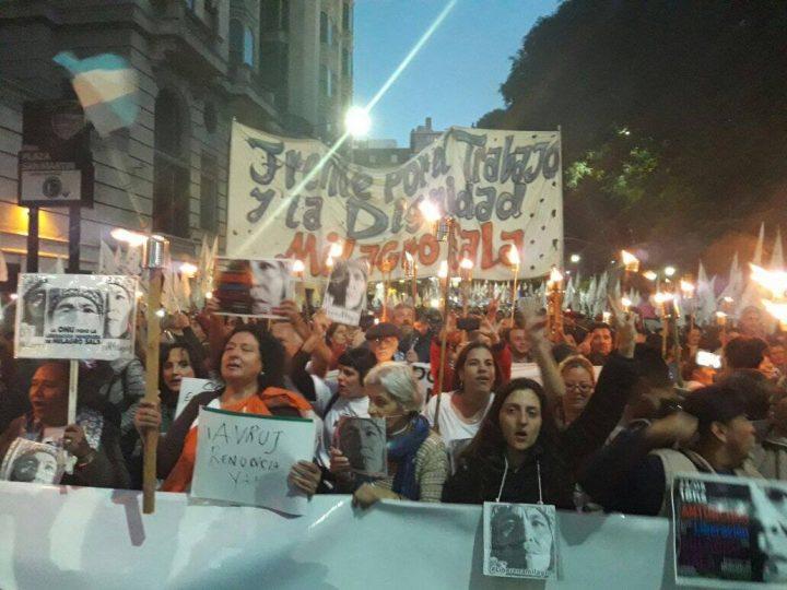 La CIDH sta prestando profonda attenzione al caso Milagro Sala