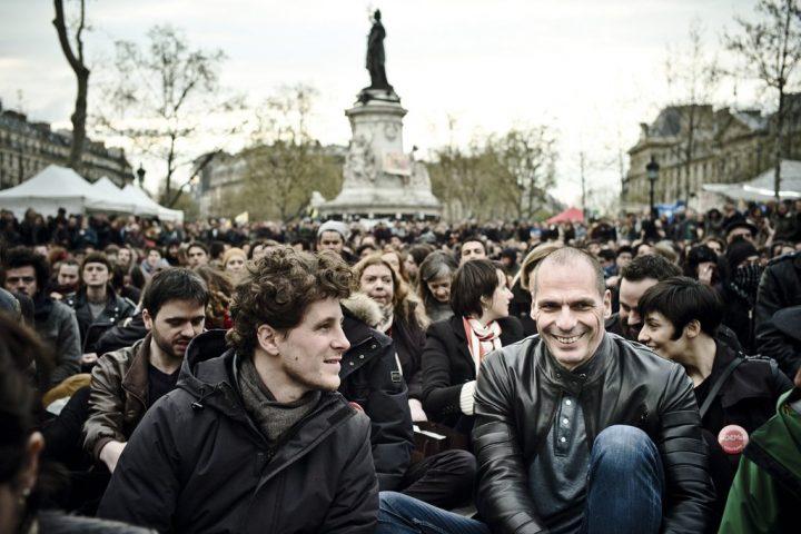 Varoufakis: perché appoggio Macron