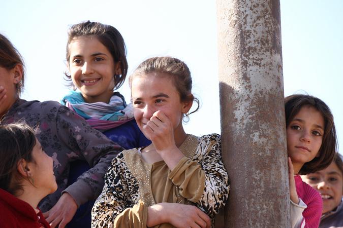 Des photos d'enfants pour changer de regard sur le Kurdistan irakien