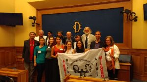 La conferencia sobre los derechos humanos en Argentina llega a la Cámara de Diputados