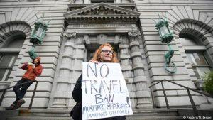 EE.UU: tribunal mantiene el bloqueo del veto migratorio de Trump
