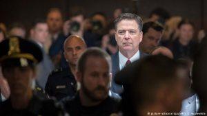 Ahora que Comey declara bajo juramento sería una lástima no preguntarle sobre el historial de conductas ilegítimas del FBI