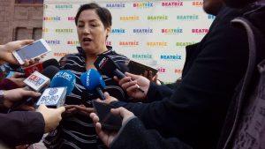 Beatriz Sánchez presentó equipo de campaña: «Es el momento de crecer»
