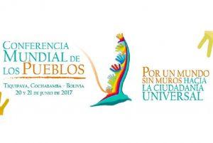 «La Cumbre Mundial de los Pueblos fue muy esperanzadora» R. Gómez