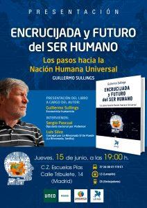 Se presentará en Madrid «Encrucijada y futuro del ser humano» de Guillermo Sullings