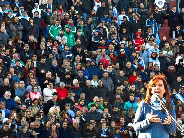 Lettera aperta a Cristina Fernández de Kirchner