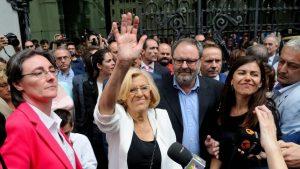 Dos años de Manuela Carmena en Madrid: lo que ha cambiado y lo que quiere cambiar