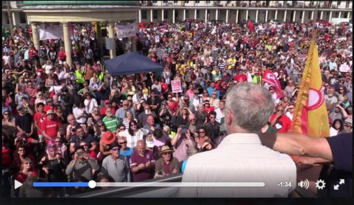 La revolución de Corbyn y los suyos, Parte II: un Parlamento sin mayoría